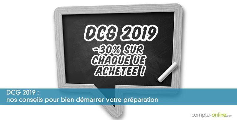 DCG 2019 : nos conseils pour bien démarrer votre préparation
