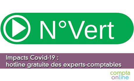 Impacts Covid-19 : mobilisation des experts-comptables pour aider les chefs d'entreprises et les indépendants
