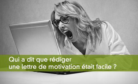 10 erreurs viter dans sa lettre de motivation - Lettre motivation cabinet recrutement ...