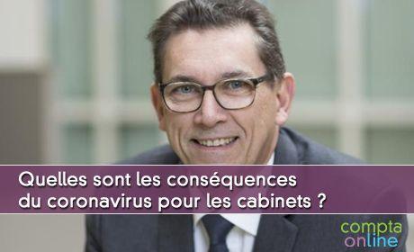Charles-René Tandé : quelles sont les conséquences du coronavirus pour les cabinets