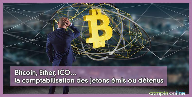 Cryptomonnaies comptabilité
