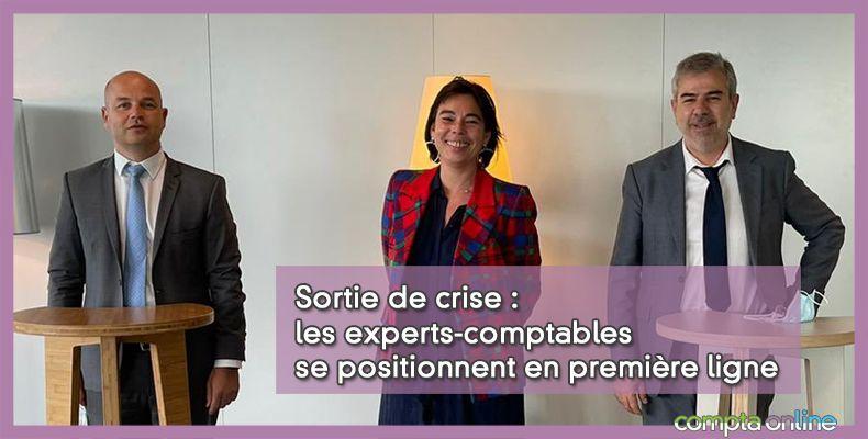 Sortie de crise : les experts-comptables se positionnent en première ligne