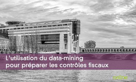 L'utilisation du data-mining pour pr�parer les contr�les fiscaux