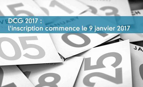 DCG 2017 : l'inscription commence le 9 janvier 2017