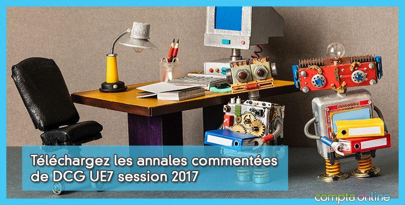 Annales DCG UE7 Management