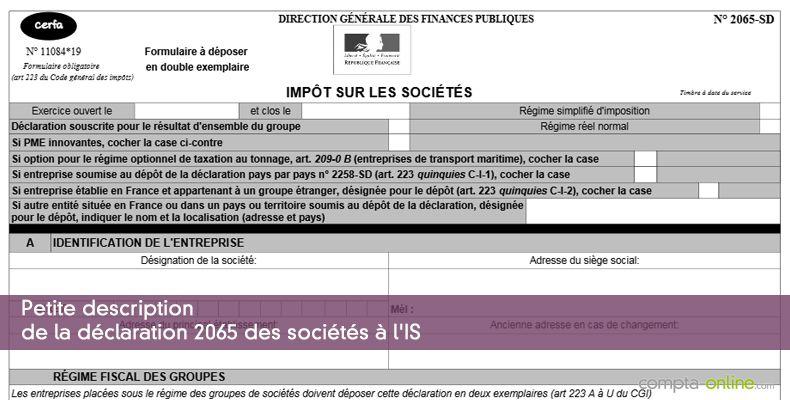 liasse fiscale 2014 remplissable