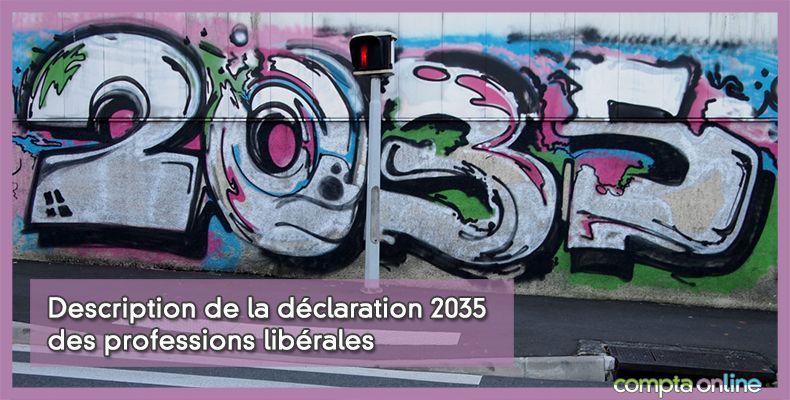 Déclaration 2035