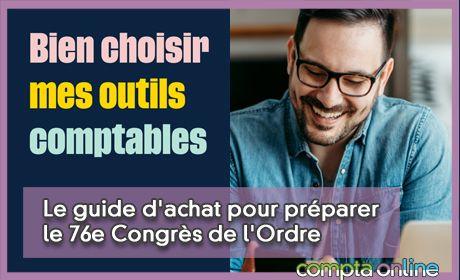 Le guide d'achat pour préparer le 76e Congrès de l'Ordre