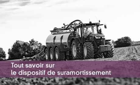 Le dispositif du suramortissement sur les investissements