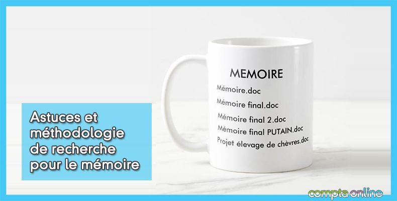 Mémoire de DSCG
