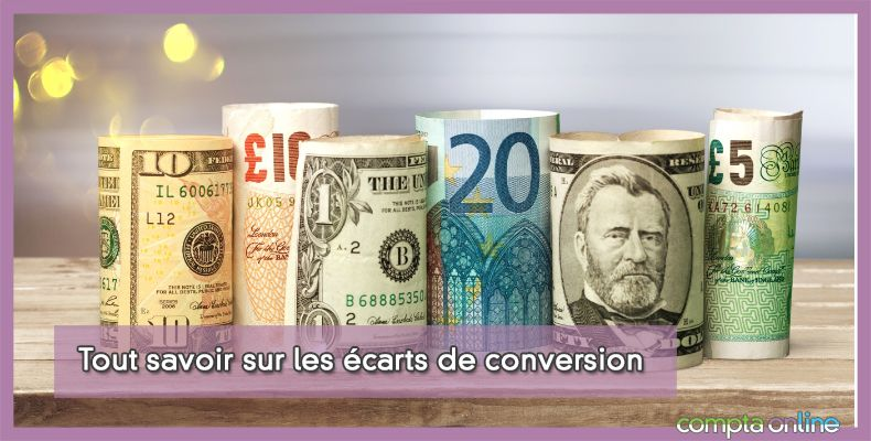 écarts de conversion