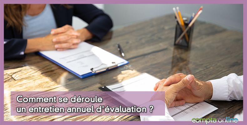 Entretien annuel d'évaluation