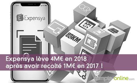 Expensya : nouvelle levée de fonds dans l'accountech française