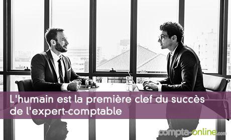 Serge Heripel « L'humain est la première clef du succès de l'expert-comptable »