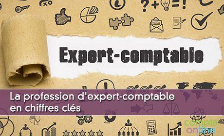La profession d'expert-comptable en chiffres clés