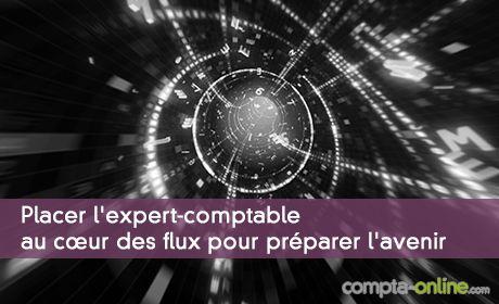 Placer l'expert-comptable au c½ur des flux pour préparer l'avenir