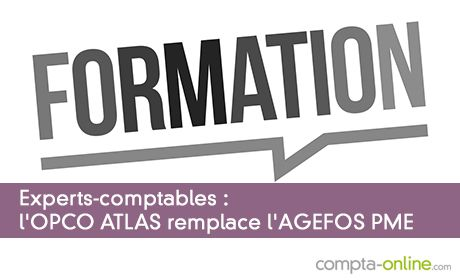 Formation chez les experts-comptables : agrément de l'OPCO ATLAS