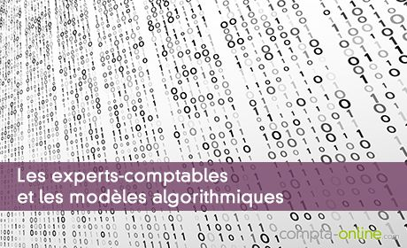 Les experts-comptables et les modèles algorithmiques