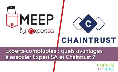 Quel avantage à associer Expert SA et Chaintrust ?