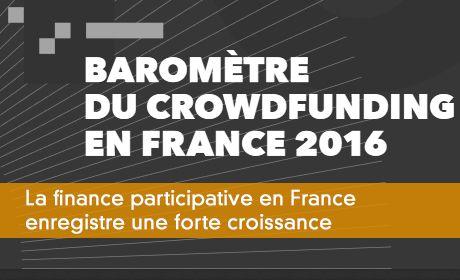La finance participative en France enregistre une forte croissance