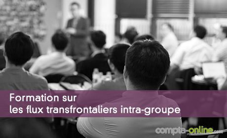 Les flux transfrontaliers intra-groupe