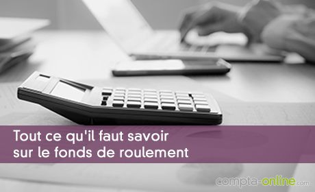 Calcul fonds de roulement net global (FRNG)