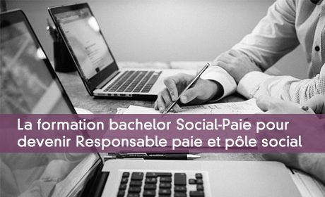 Formation bachelor Social-Paie