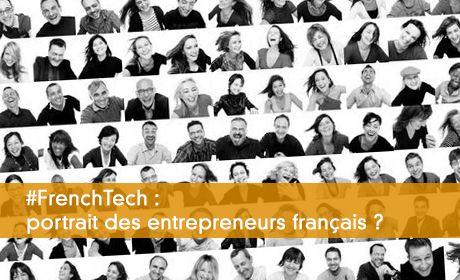 French Tech : portrait des entrepreneurs français ?