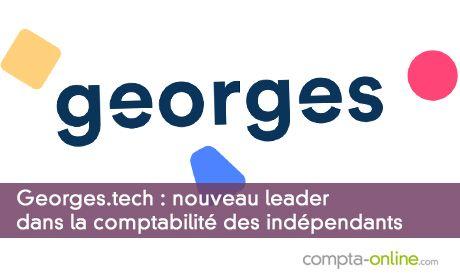 Georges.tech : nouveau leader dans la comptabilité des indépendants ?