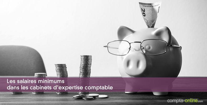 Grille des salaires dans les cabinets d 39 expertise comptable - Travailler en cabinet d expertise comptable ...