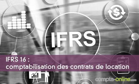 La norme IFRS 16 sur les contrats de location