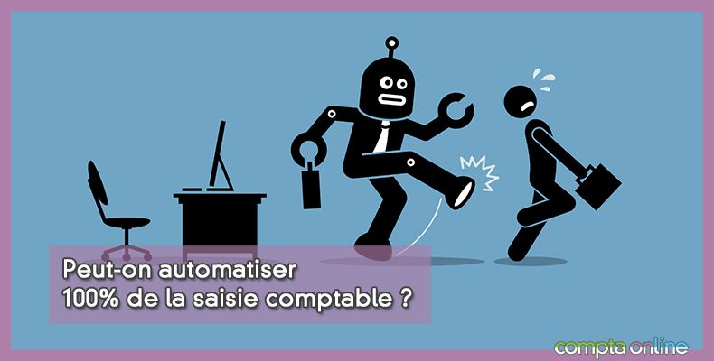 Automatisation saisie comptable