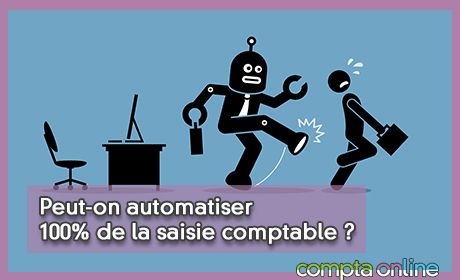 Peut-on automatiser 100% de la saisie comptable ?