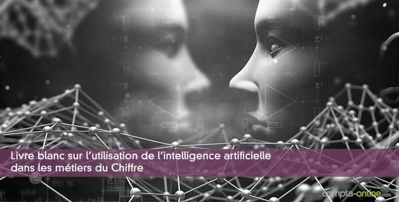 Livre blanc sur l'utilisation de l'IA dans les métiers du Chiffre