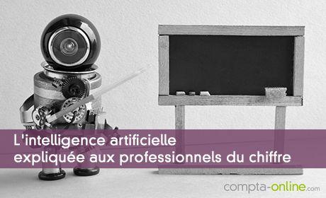 L'utilité de l'intelligence artificielle pour les experts-comptables