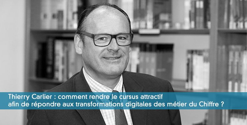 Interview de Thierry Carlier, directeur de l'ENOES
