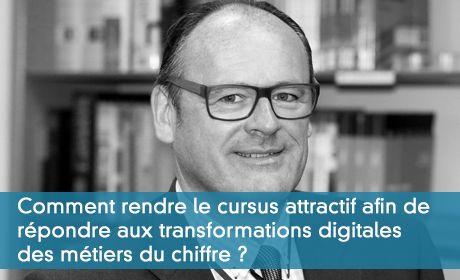 Interview de Thierry Carlier, directeur de l'ENOES
