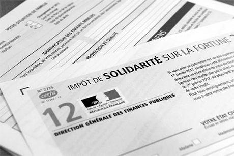 Détention de titres et exonérations d'ISF