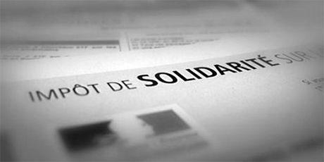 Pacte Dutreil et ISF