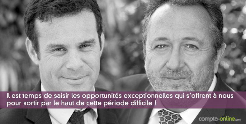Il est temps de saisir les opportunités  exceptionnelles qui s'offrent à nous !
