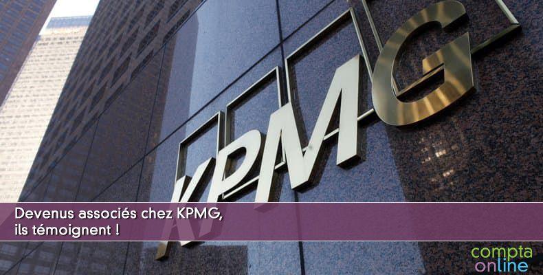 Associé chez KPMG