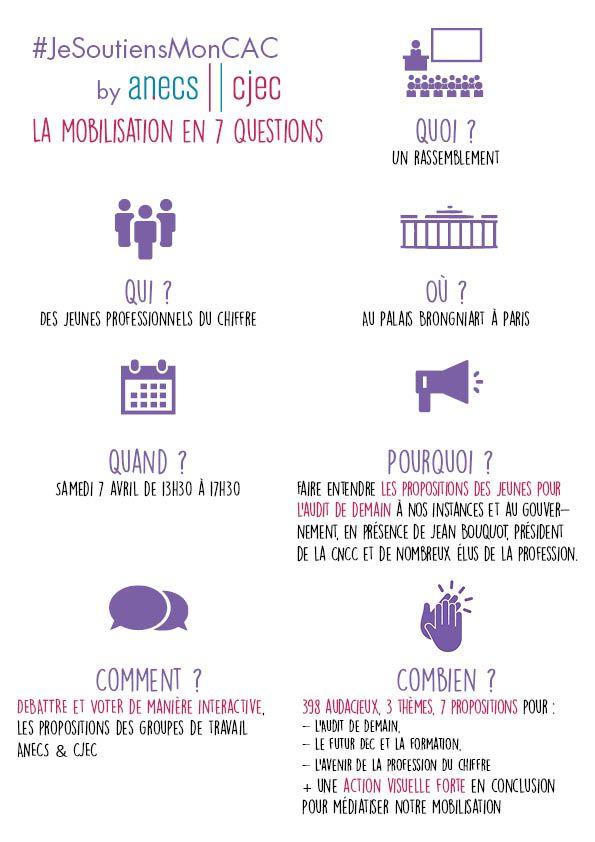 #JeSoutiensMonCAC by ANECS CJEC