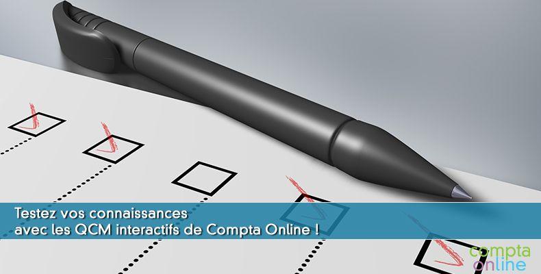 QCM Compta Online