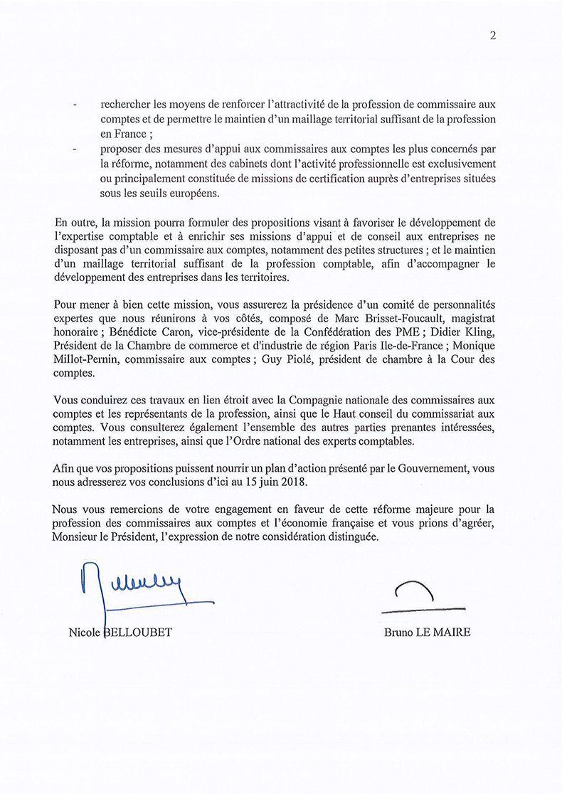 Pacte Vers Une Modification Des Seuils De Nomination Des Cac