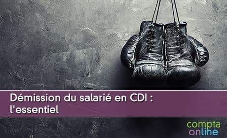 Démission du salarié en CDI : l'essentiel