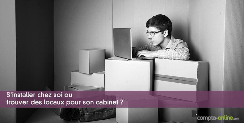 S'installer chez soi ou trouver des locaux pour son cabinet ?