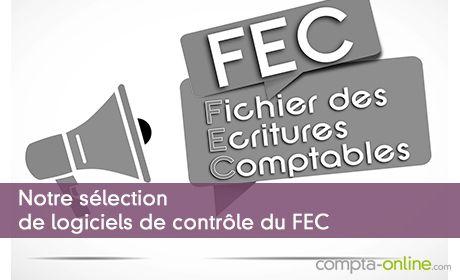 Notre sélection de logiciels de contrôle du FEC