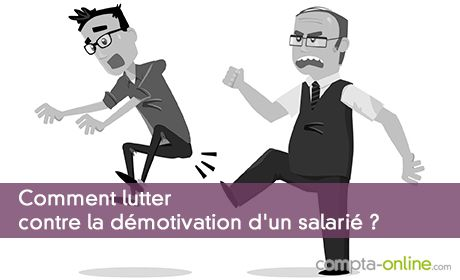 Comment lutter contre la démotivation d'un salarié ?