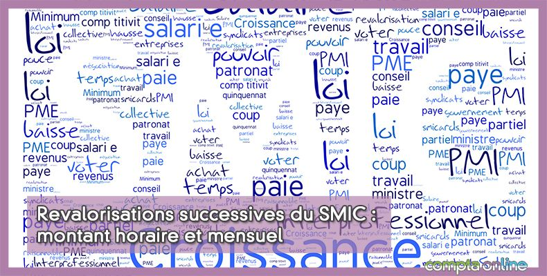 SMIC horaire