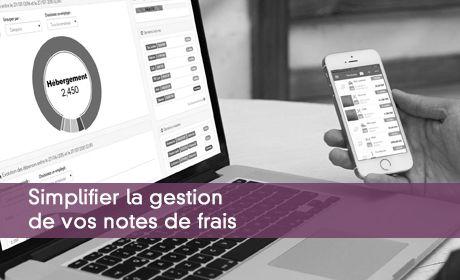 Simplifier la gestion de vos notes de frais